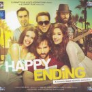 Happy Ending Hindi Audio CD Starring: Govinda,Saif Ali Khan,Ileana D'Cruz(2014)