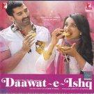 Daawat-e-Ishq -Hindi Bluray Blu-ray Disc - Aditya Roy Kapur, Parineeti Chopra