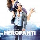 Heropanti Hindi DVD Hindi DVD  *ing Tiger Shroff  (Bollywood/Film/Cinema/2014)