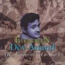 Everygreen Dev Anand Hindi Audio 2 CD Set (Bollywood/Hindi/Audio/Music)
