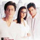 Kal Ho Naa Ho Hindi DVD(Bollywood/Film)*ing Shahrukh Khan, Preity Zinta,Saif Ali