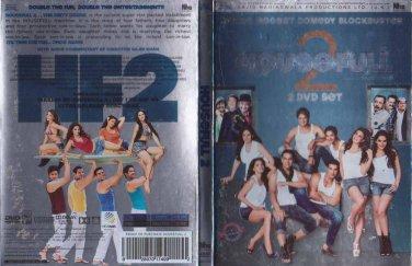 Housefull 2Hindi DVD(Bollywood/Film)*ing AkshayKumar,Asin,Jacqueline,John,Ritesh