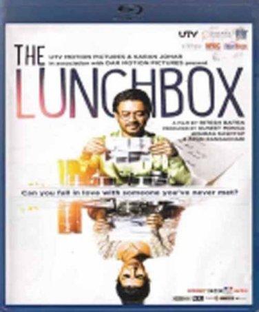 The Lunchbox Hindi Bluray *ing Irrfan Khan, Nimrat (Bollywood/Film/2014 Movie)