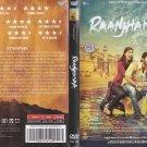 Raanjhanaa Hindi DVD (Bollywood/Film/2013/Film) *ing Dhanush, Sonam Kapoor