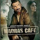 Madras Cafe Hindi DVD (Bollywood/Film/2013/Film/Movie)John Abraham