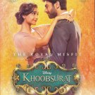 Khoobsurat Hindi DVD (stg: Fawad Khan, Sonam Kapoor)(Bollywood/Film/Movie)