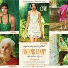 Finding Fanny Hindi DVD(Deepika, Arjun, Dimple, Naseeruddin, Pankaj)(2014 Movie)