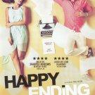 Happy Ending Hindi DVD (Saif Ali Khan, Ileana)(Bollywood/Films/Movies/2014)