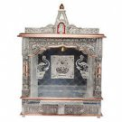 "Puja Mandir (Temple/ Shrine/ Altar/ Pooja) With Bell 22""x 10""x 30"""