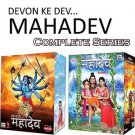 Devon Ke Dev... Mahadev (Complete Series) [23 DISC SET] (Season 1 & 2) (2016)