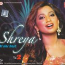 Shreya At Her Best Vol. 2 Hindi CD (A Set of 4 ACDs)