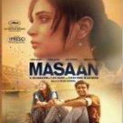 Masaan Hindi DVD