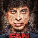 Fan Hindi Blu Ray - Sharuk Khan - Bollywood Film - Fan Blu Ray - US Seller