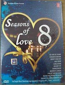 Seasons of Love 8 Hindi Songs DVD