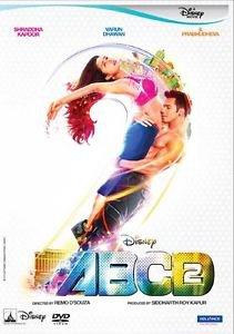 ABCD 2 Hindi DVD - Shraddha Kapoor, Prabhu Deva, Varun Dhawan Bollywood Film DVD
