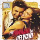 Yeh Jawaani Hai Deewani Hindi Blu Ray Bollywood Film *Ranbir Kapoor
