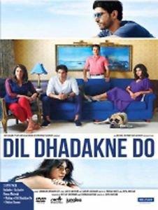 Dil Dhadakne Do Hindi DVD Stg:Anil Kapoor, Shefali Shah, Priyanka Chopra