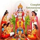 Satya Narayan Puja Kit - Compelet samagre for Narayan Pooja