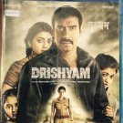 Drishyam Hindi Blu Ray - Ajay Devgn, Shriya Saran, Tabu (Original Blu Ray)