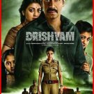 Drishyam Hindi DVD Stg:(Ajay Devgn, Shriya Saran, Tabu, Rajat Kapoor) Bollywood