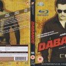 Dabang Hindi Blu ray Stg: Salman Khan, Sonakshi Sinha, Sonu Sood (Indian Film)