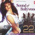 Sound of Bollywood 22 Hindi Audio CD