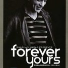 Forever Yours Shahrukh Khan Audio CDs (3 Audio CD Set) Bollywood movie songs