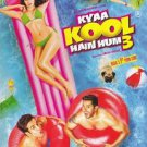 Kya Kool Hain Hum 3 Hindi DVD - 2016 - (Bollywood/Film/Cinema)
