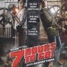 7 Hours To go Hindi DVD Stg:Shiv Pandit,SandeepaDhar,VarunBadola,NatasaStankovi