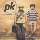PK Hindi Film DVD Aamir Khan, Anushka Sharma (A film by Rajkumar Hirani)