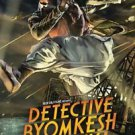 Detective Byomkesh Bakshy Hindi DVD (Bollywood, Film, Cinema, 2015 Movie)
