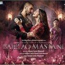 Bajirao Mastani Hindi Audio CD -Ranveer Singh, Deepika, Sanjay Leela bansali