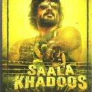 Saala Khadoos Hindi Blu Ray - Stg  Madhavan, Radha Ravi - Bollywood Film