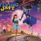 A Flying Jatt Hindi Audio CD Stg:Tiger Shroff, Jaqualine Fernandez, Nathan Jones