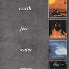 The Elements Earth Fire Water Space Wind Hindi CD (Set of 5 Audio CDs)