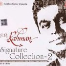A.R.Rahman Signature Collection-2 Hindi Audio 3 CD Pack -All Time Hit Film Songs