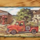 Country Store & Gas Station Chalk Board with Chalk Tray