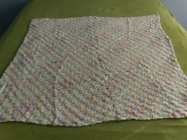 Free Crochet Pattern For Diagonal Baby Blanket : AFGHAN BABY DIAGONAL PATTERN Free Baby Patterns