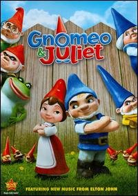 Gnomeo & Juliet (Widescreen) DVD