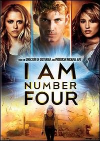 I Am Number Four (Widescreen) DVD