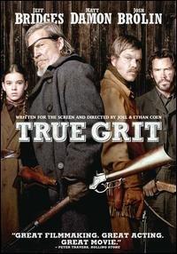 True Grit (Widescreen) DVD