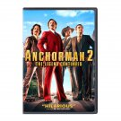 Anchorman 2: The Legend Continues (2013) DVD