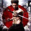Wolverine (2013/DVD/Widescreen-2.40/Eng Sdh-Sp-Fr Sub)