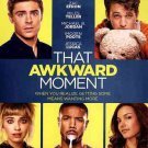 That Awkward Moment (Blu-Ray/Ultraviolet/Widescreen 2.40/Dol Dig 5.1)
