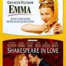 Emma / Shakespeare In Love (DVD/2 Disc)