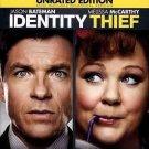 Identity Thief (Blu Ray/DVD Combo Pack W/Digital Copy/Uv/2Discs)