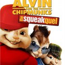 Alvin & The Chipmunks 2-Squeakquel (Br/Dc/Widescreen-1.85/3 Disc/Sac)