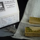 Fralin Pickups Pure PAF Humbuckers SET Gold