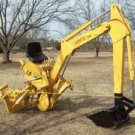 ARPS 730 Backhoe Attachment