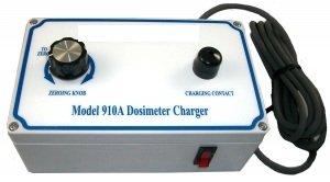 The Model 910 Dosimeter Charger